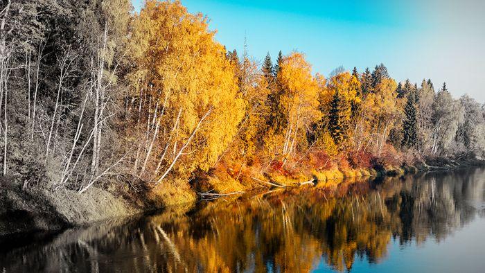 Wetter 16 Tage: Wie golden wird der Oktober?