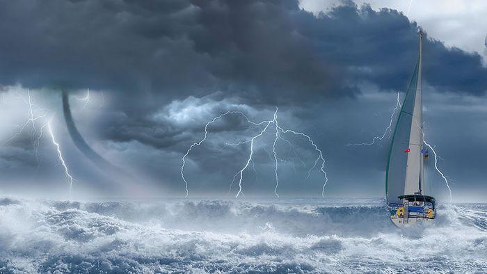 Unwetter- und Tornadogefahr in Griechenland! Was Reisende beachten müssen