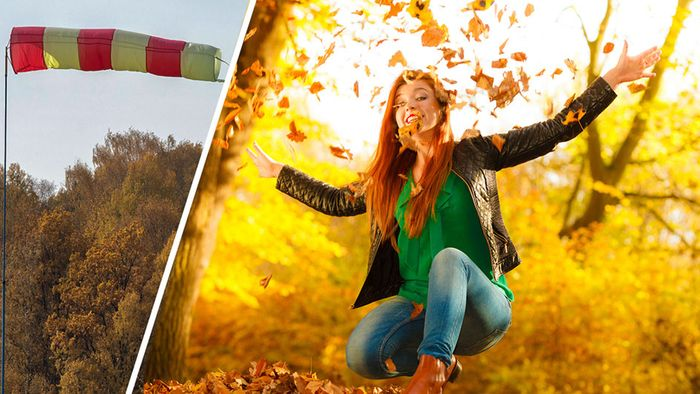 Wetter 16 Tage: Nach Herbststurm folgt mildes Oktoberfinale