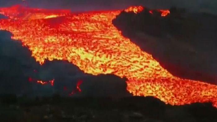 La Palma: Heftige Erdbeben am Wochenende