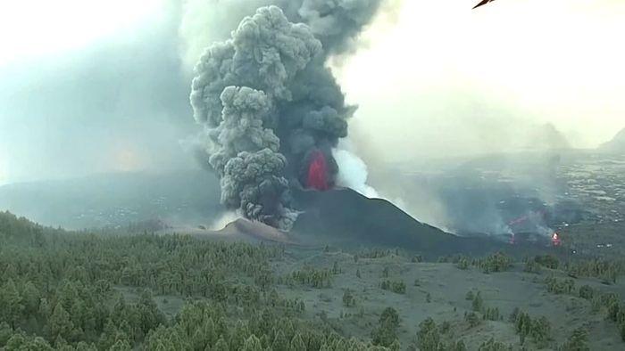 Vulkanausbruch auf La Palma: Lava wird weiterer Gemeinde gefährlich