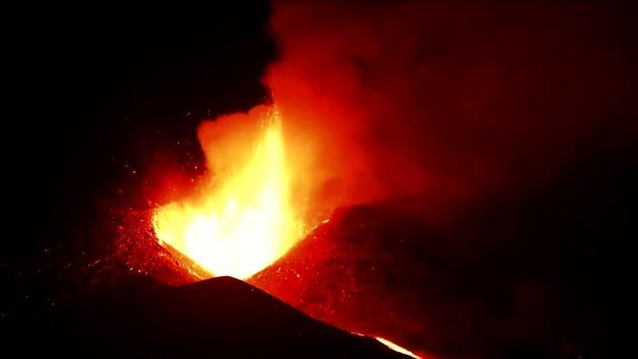 La Palma: Vulkan-Aktivitäten nehmen zu
