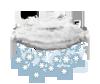 starker Schneefall