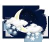leichter Schneeschauer
