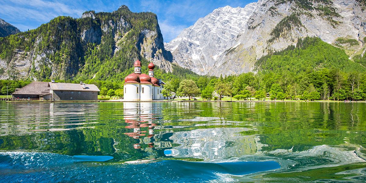 Ihr Wetter in Berchtesgaden