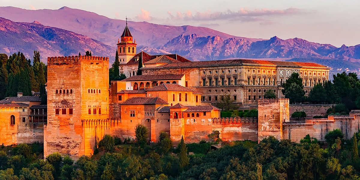 Ihr Wetter in Granada