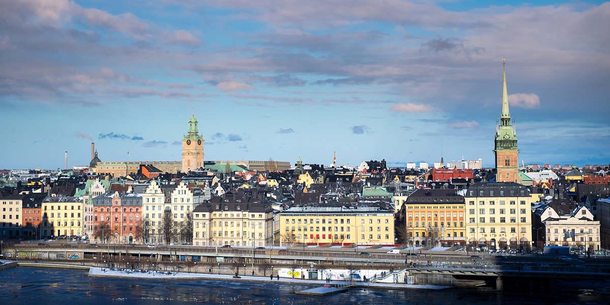 Ihr Wetter in Stockholm